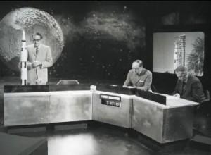 The BBC's Apollo 11 Studio.