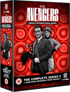The Avengers: The First Two Seasons