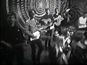 The Hollies on Top of the Pops