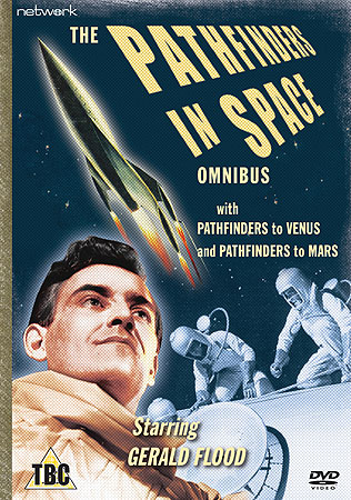 The Pathfinders in Space Omnibus DVD