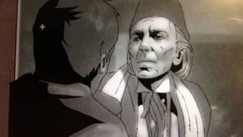 The Tenth Planet animated still